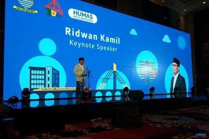 Ridwan Kamil Usulkan 3 Oktober Sebagai Hari Anti Hoax
