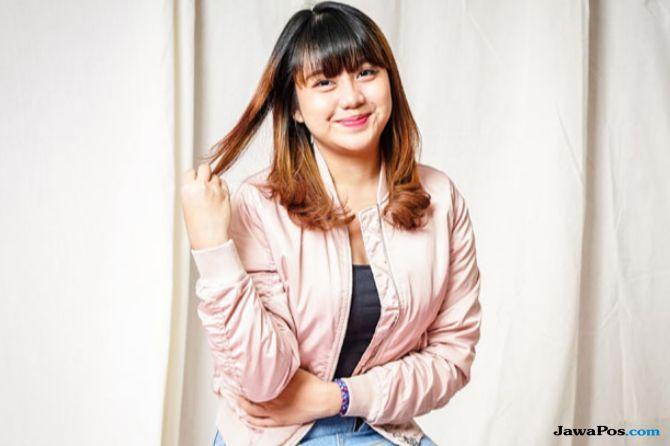 Rilis Single Perdana, Ghea Idol Tulis Sendiri Liriknya