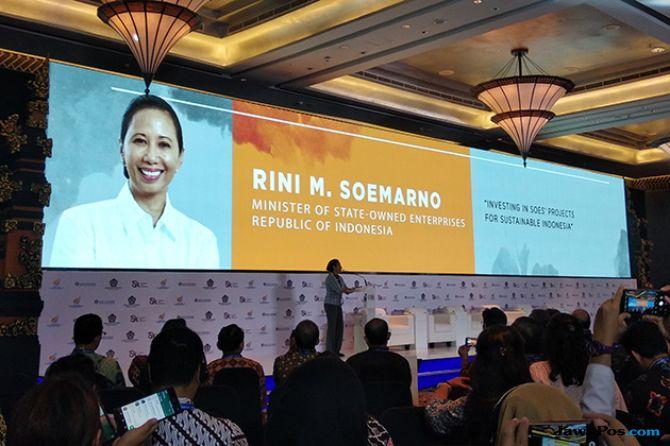 Rini Tawarkan Investasi Indonesia ke Seluruh Penjuru Dunia