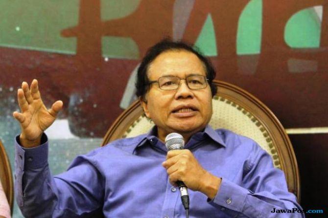 Rizal Ramli Sebut Mantan Bos BI Pernah Dilobi IMF Untuk Bantah Jokowi