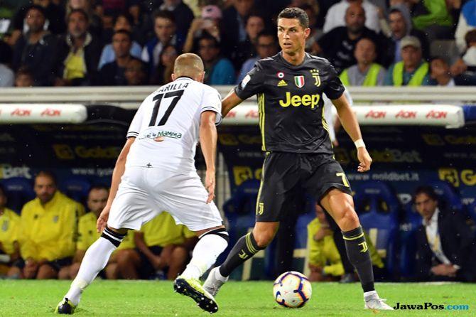 Juventus, Cristiano Ronaldo, Serie-A 2018-2019, Blaise Matuidi