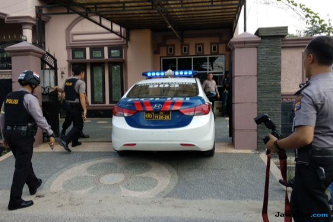 Rumah Mewah Dirampok, Dua ART Disekap Pelaku Bersenjata Tajam