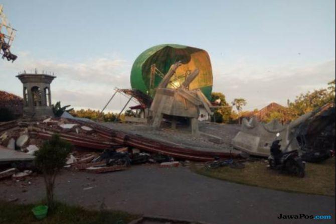 Rumah Zakat Rancang 6 Program Proses Rehabilitasi Gempa Lombok