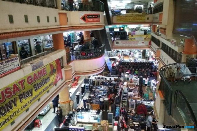 Rupiah Melemah, Penjualan Barang Elektronik Lesu