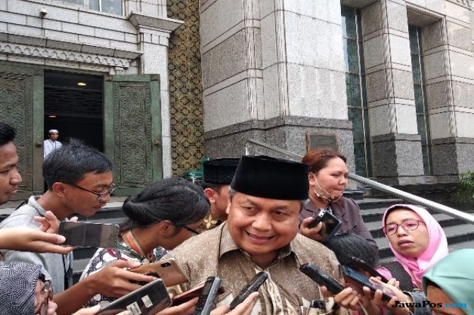 Rupiah Menguat, Gubernur BI Bersyukur dan Apresiasi Pemerintah