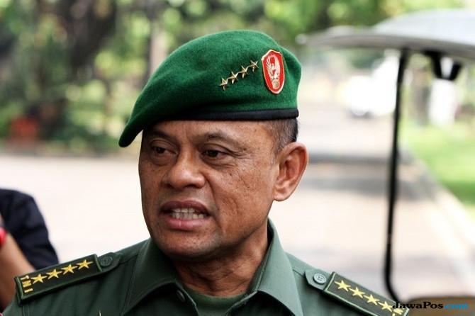 Saat Panglima TNI Buka-bukaan Soal Jimat Kiai Soedirman
