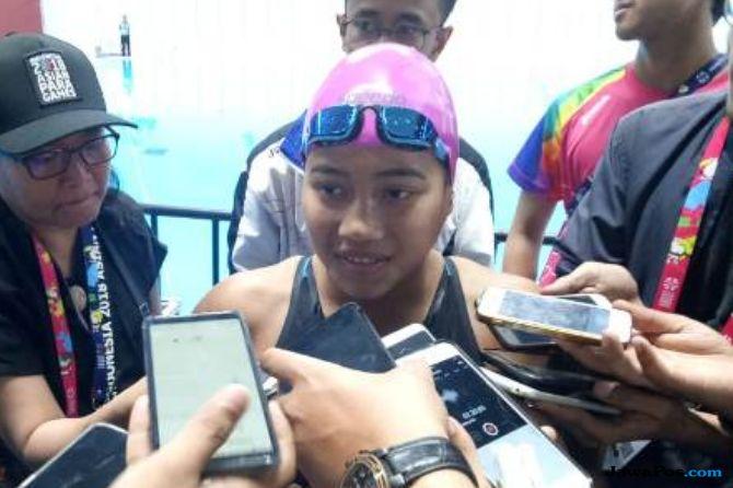 Asian Para Games 2018, INAPGOC, Kemenpora, Indonesia, Syuci Indriani, renang