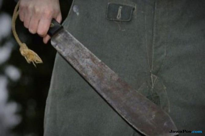 pisau beracun