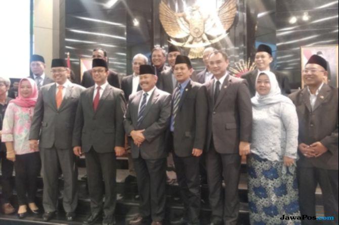 Sah! Ichwan Zayadi Gantikan Lulung Jadi Wakil DPRD DKI