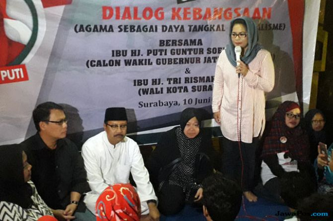 Sahur Bareng Gus Ipul