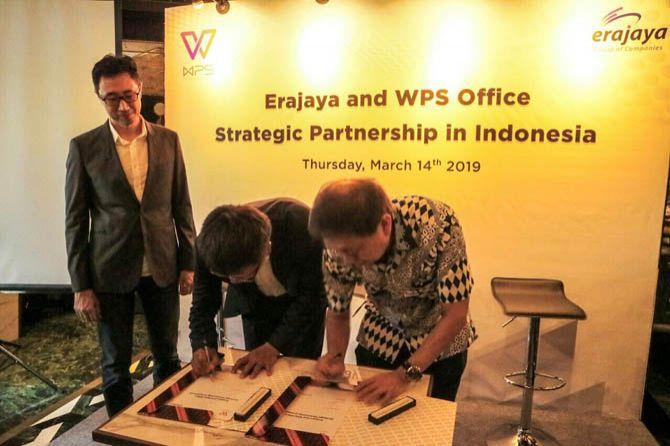 ERAA Saingi Microsoft, WPS Office Kini Hadir di Indonesia Lewat Erajaya