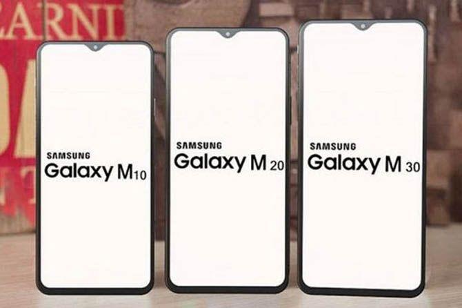 samsung, galaxy M30, smartphone,