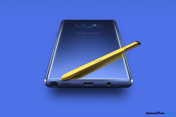 Galaxy Note 9, Samsung Galaxy Note 9, keunggulan Galaxy Note 9