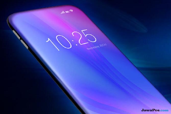 Samsung Galaxy Terbaru Makin Gila Tampil Tanpa Bezel