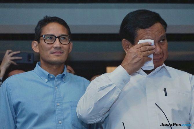 Sandi Akui Gaya Prabowo yang Meledak-ledak Memang Sulit Diubah