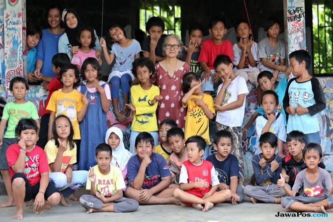 Sanggar Anak Alam, Sekolah dengan Konsep Membebaskan Anak