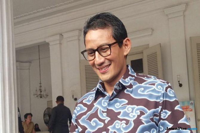 Santer Disebut Jadi Cawapres Prabowo, Ini Total Kekayaan Sandiaga Uno