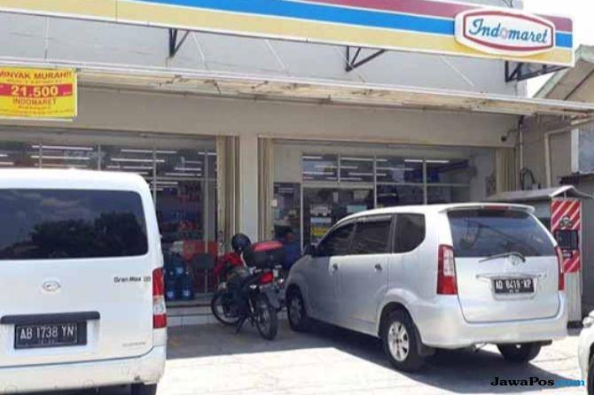 Perampokan Minimarket