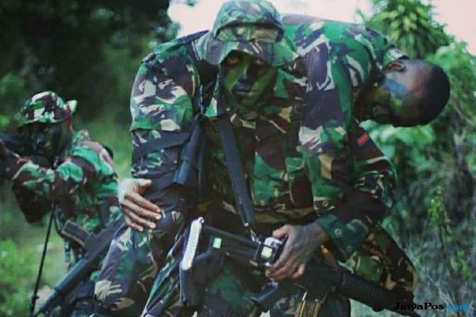Prajurit TNI AD