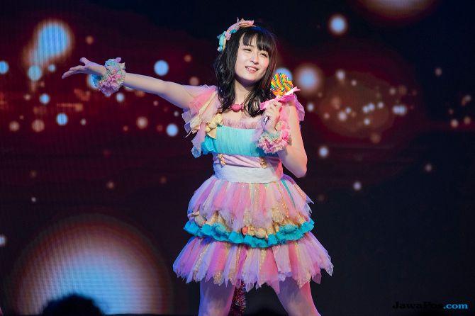 Sayaya Senang Bisa Ikut JKT48 Circus Bareng Tim T ke Balikpapan