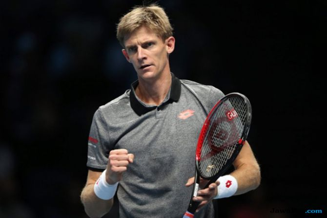 Tenis, Final ATP 2018, Kevin Anderson