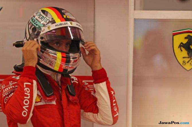 Sebastian Vettel, Ferrari, Formula 1 GP Rusia, Formula 1, GP Rusia