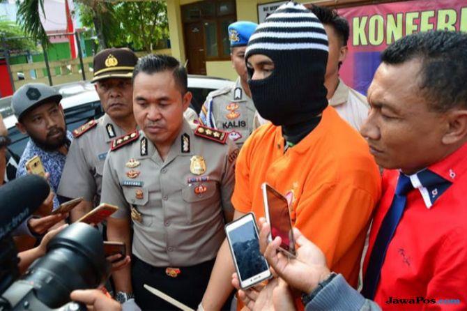 Kasus Pembunuhan SPG Asal Semarang
