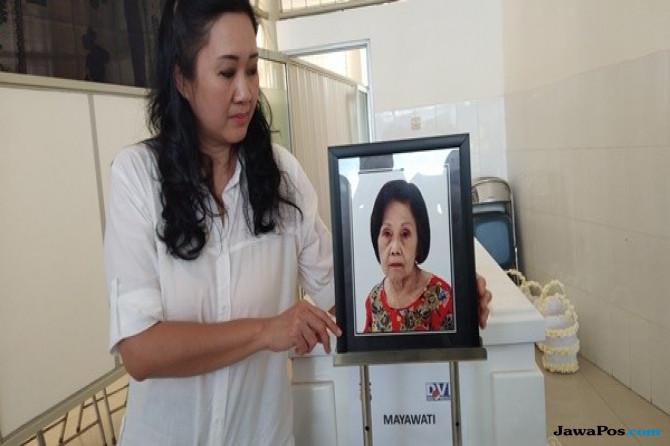 Sebelum Jadi Korban Ledakan Bom, Mayawati Sempat Titip Dodol