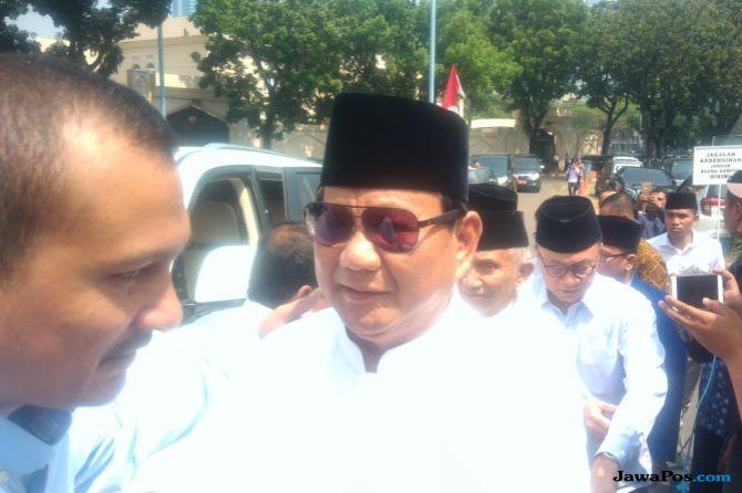 Sebelum ke KPU, Prabowo, Zulhas dan Amien Rais Sowan ke SBY