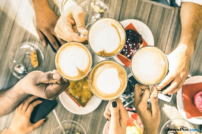 Sebuah Penelitian Ungkap Ampuhnya Kafein Untuk Fokus saat Bekerja