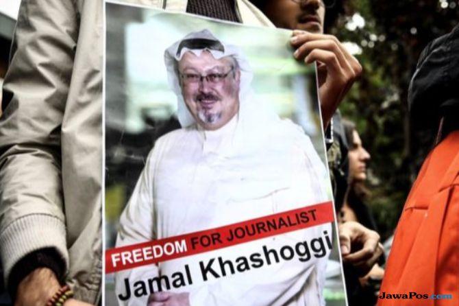 wartawan dibunuh, Khashoggi, arab saudi, pembunuhan wartawan,