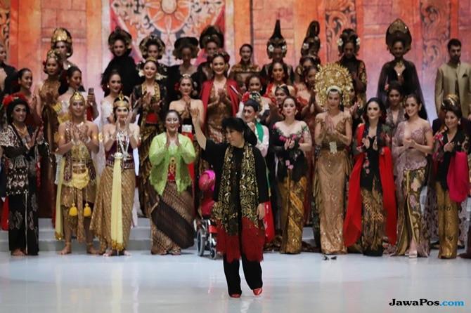 'Sekarayu Sriwedari', Refleksi 29 Tahun Berkarya Anne Avantie