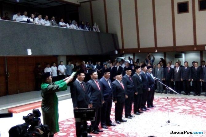 Sekda DKI Sebut Pejabat yang Dicopot Anies Tak Akan Dikembalikan