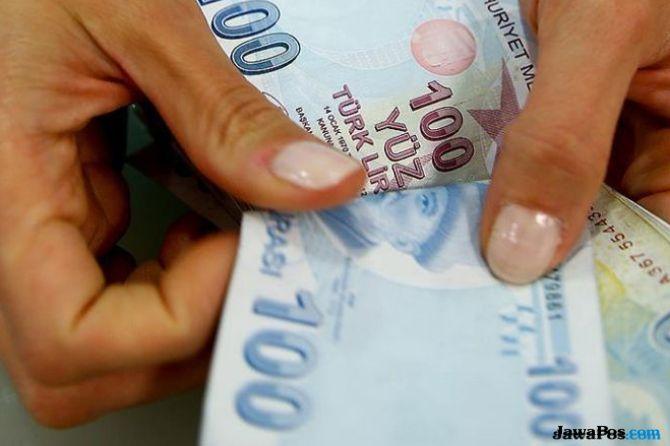 Selamatkan Lira, Bank Sentral Turki Naikkan Suku Bunga