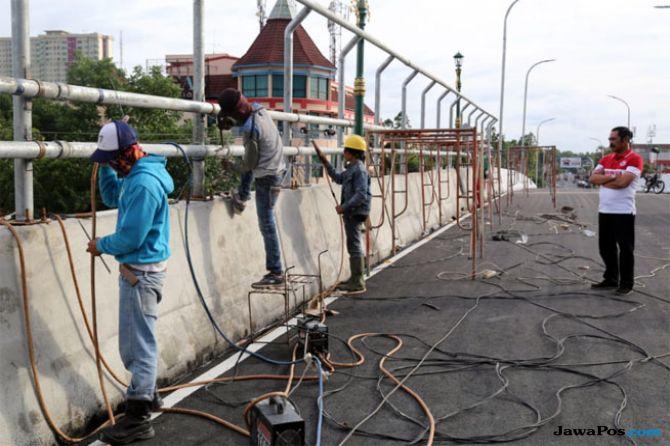 Proyek Overpass Manahan