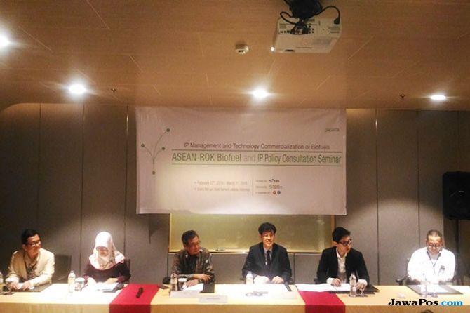 Seminar LIPI dan Korea, Bahas Perkembangan Limbah Sawit Untuk Biofuel