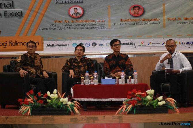 Seminar Nasional ITK Bahas Inovasi Energi