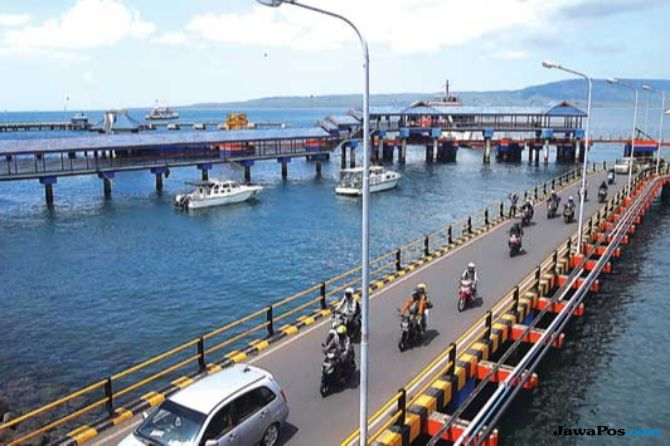 Sempat Terhenti, ASDP Pastikan Penyeberangan Lombok Kembali Normal