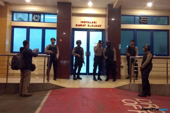 Sempat Terjadi Baku Tembak Sebelum 2 Polisi Didor OTK di Tol Kanci