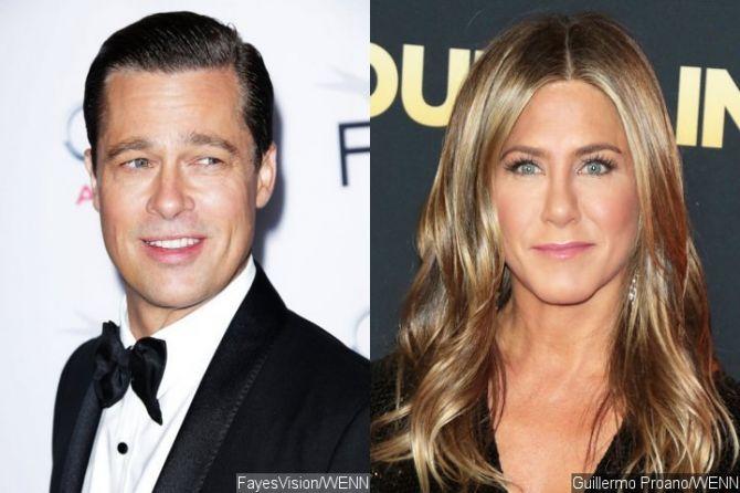 Sendiri, Brad Pitt Hadiri Pesta Ulang Tahun Mantan Istri