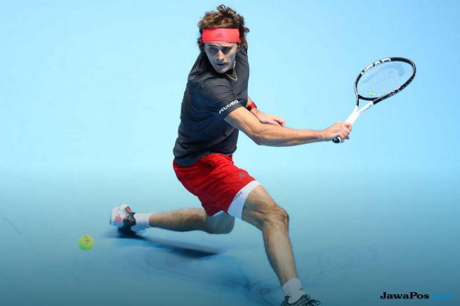 Tenis, Final ATP 2018, Alexander Zverev