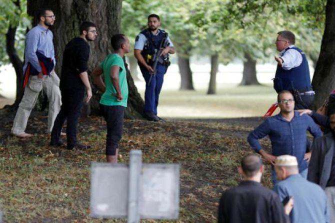 Teroris Selandia Baru Twitter: Seniman Jogja Jadi Korban Teroris Di Masjid Selandia Baru