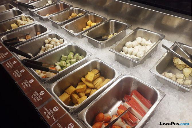 Sensasi Makan Menu Suki Sehat Rasa Thailand