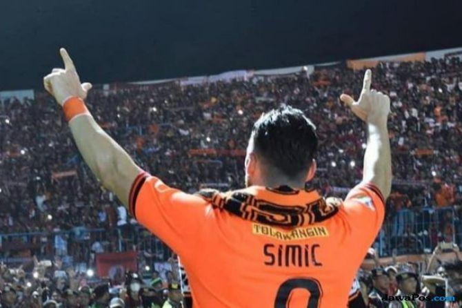 Persija Jakarta, Marko Simic, Arema FC, The Jakmania,