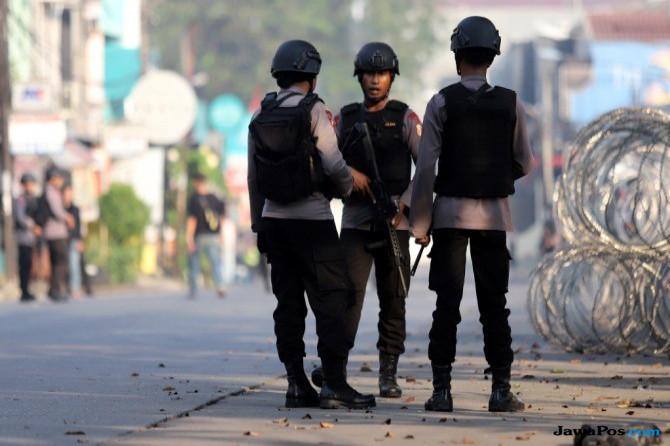 Seorang Polisi Ditikam di Mako Brimob, IPW Minta Keamanan Ditingkatkan