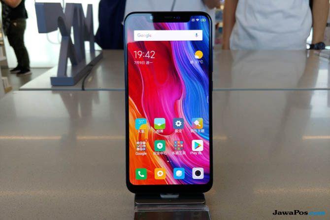 Xiaomi, Mi 8, Xiaomi Mi 8
