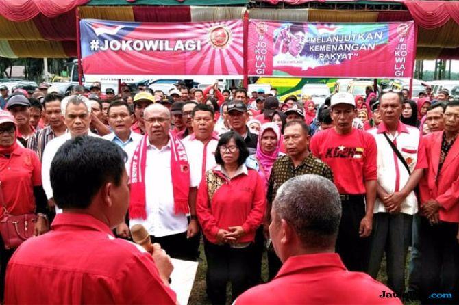 Dukungan Jokowi di Pilpres 2019 Bertambah