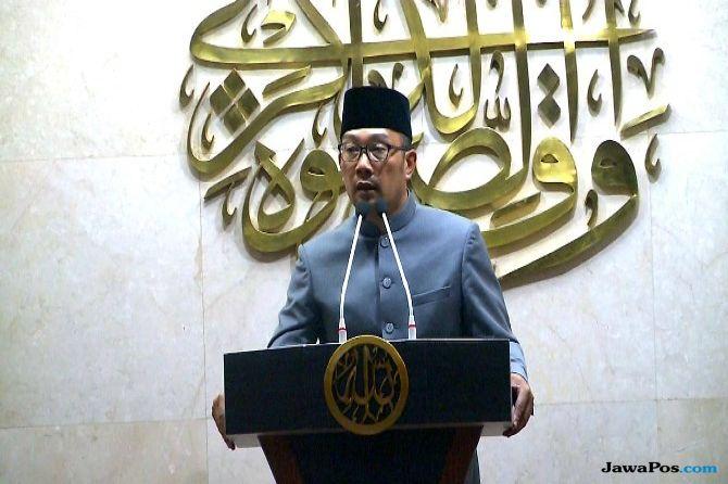 Sesalkan Pembakaran Bendera Tauhid, Ridwan Kamil: Niatnya Apa?
