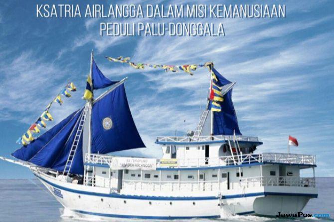 Setelah Lombok, Rumah Sakit Terapung Unair Dikirim ke Sulawesi Tengah