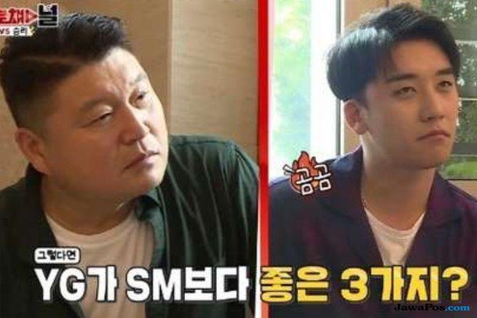 Seungri Bigbang Ingin Pindah ke SM Entertainment?